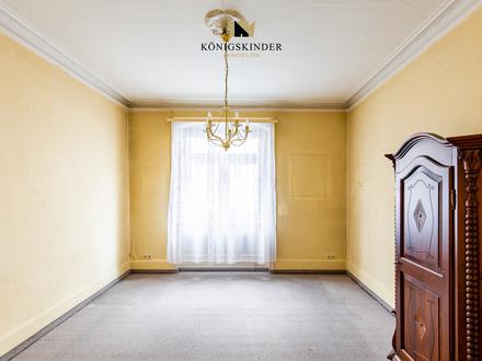 1- Zimmer Wohnung mit viel Potential in ausgezeichneter Lage