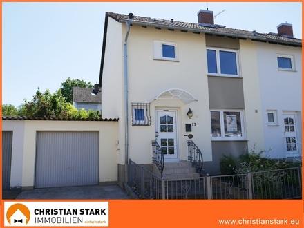 Charmante, renovierte Doppelhaushälfte in Lieblingslage von KH SÜD