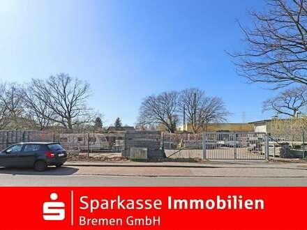 Interessantes Gewerbegrundstück in Bremen Hastedt