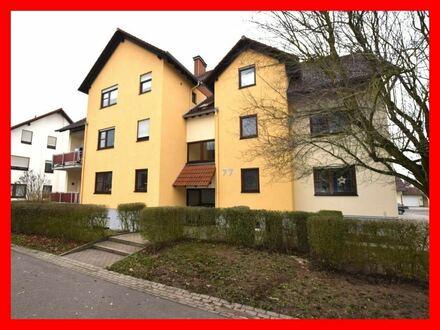 Gepflegte ETW-in beliebter Lage von Herxheim! Balkon, Garage, Einbauküche