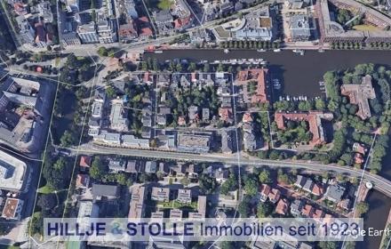 Citynahe 3 ZKB Wohnung am Oldenburger Hafen!