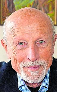 Bürgermeister Bernhard  Rödig