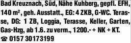 Haus in Bad Kreuznach (55543)