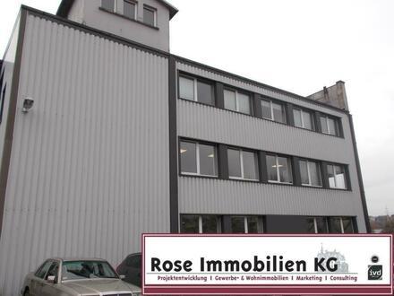 ROSE IMMOBILIEN KG: Gepflegte Büroetage im 2 OG. in Vlotho!