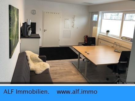 Modernes, helles Büro incl. Küche, WC und eigene Dusche