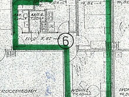 Helle 2-Zimmer-Wohnung im Schöpp. Stieg 6 DG rechts Wolfenbüttel