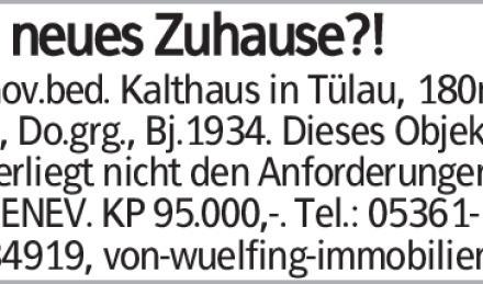 Haus in Salzgitter (38474)