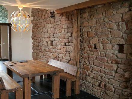 Ausgebaute Scheune, gepflegter Zustand mit rustikal modernen Ambiente in Feilbingert zu verkaufen