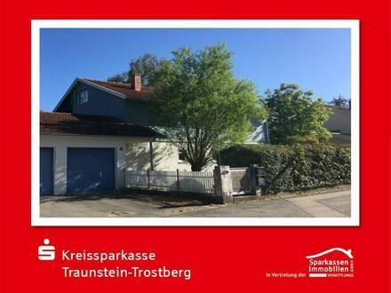 Ein-/Zweifamilienhaus in Waging