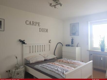 Ruhig gelegene 2 Zimmer-Wohnung mit Balkon und Stellplatz!!