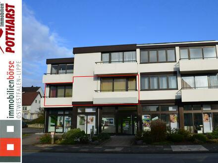 Renovierte 2-Zimmerwohnung mit 2 Balkonen in zentraler Lage!