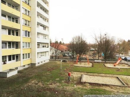 Geräumige Wohnung mit Balkon!