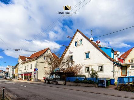 Stuttgart-Plieningen: Reihenmittelhaus mit Potential!
