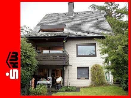 2-Familienhaus in der grünen Senne. 3836 G