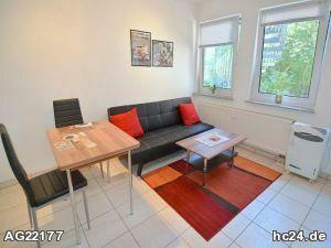 Schön möblierte 1-Zimmer-Wohnung mit KFZ Stellplatz in Fürth nahe Nürnberg