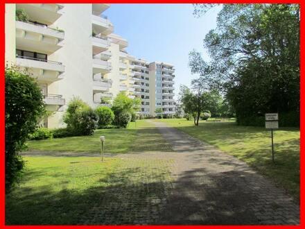 Wohnen in Stuttgart-Möhringen - vermietete 2-Zimmer-Wohnung