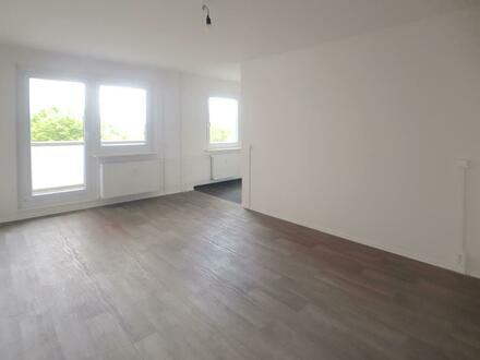 Perfekt geschnittene 1 Zimmer Wohnung mit Balkon
