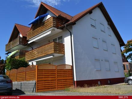 Schöne Dachgeschosswohnung in Freisbach