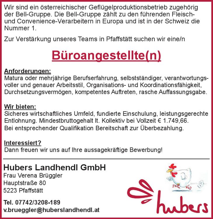 Wir sind ein österreichischer Gefl ügelprodukti onsbetrieb zugehörig der Bell-Gruppe. Die Bell-Gruppe zählt zu den führenden Fleisch- & Convenience- Verarbeitern in Europa und ist in der Schweiz die N