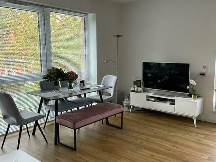 2 Zi.-Wohnung in Schnelsen mit großer Terrasse