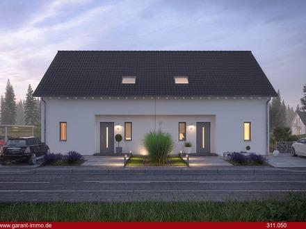 Neubau - Geräumige Doppelhaushälfte in traumhafter Lage