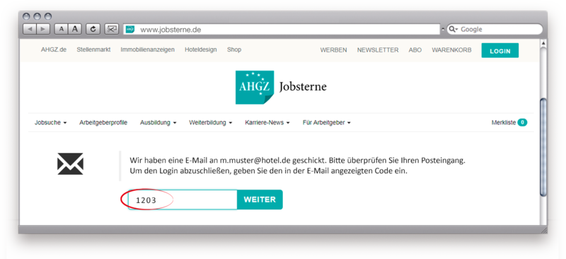 Jobsterne_Browser_Login_Code_eingeben-2.png