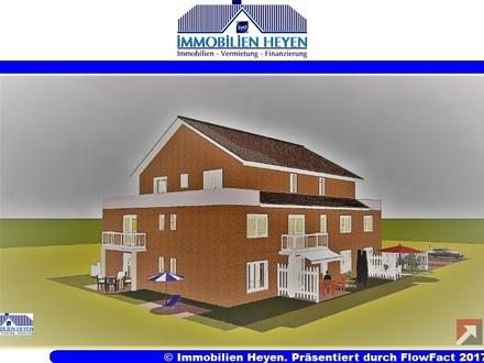!!!Neubau-Eigentumswohnung mit Dachterrasse (KfW40)!!!