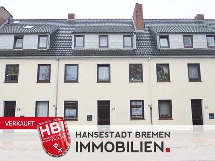 Hastedt / Modernisierte 3-Zimmer-Wohnung in zentraler Lage