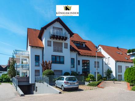 2-Zimmer Wohnung mit Balkon in Möglingen