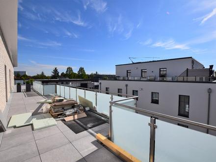 Neubau Penthouse-Dachterrassenwohnung in bester City-Lage als Erstbezug