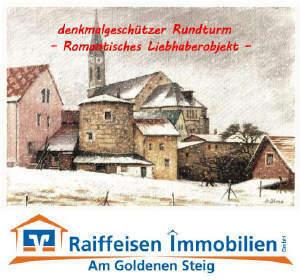 historischer Rundturm
