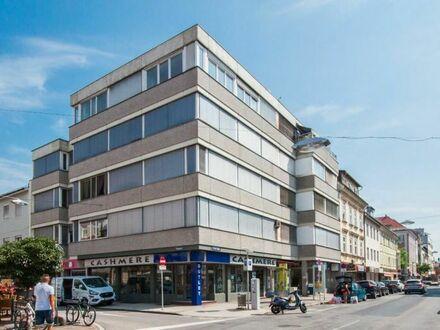 Klagenfurt - Büro- und Ordinationsräumlichkeiten in der Innenstadt