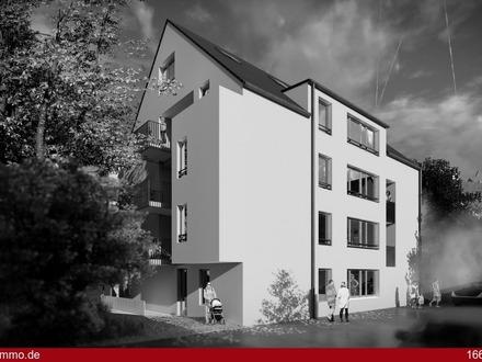 Single- oder Paar-Wohnung mit Balkon