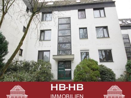 Traumhaft 2,5 Zimmer Wohnung mit großer Südloggia in Gartenausrichtung.