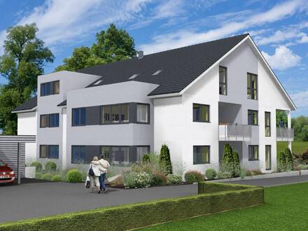 RESERVIERT!!! Moderne, gemütliche 2-Zimmer-Neubauwohnung mit Balkon in optimaler Westausrichtung!
