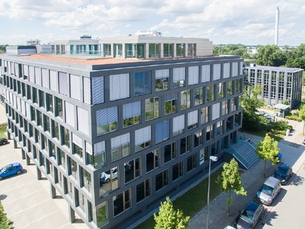 Exklusiver Neubau im Technologiepark Bremen