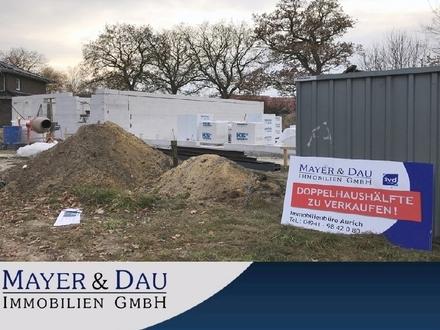 Strackholt: Neubau DHH, Obj.-Nr. 4265
