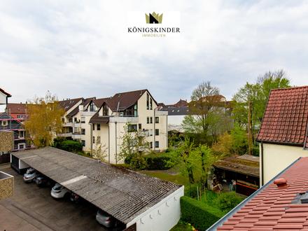 Zentral gelegenes 3-Familienhaus mit Stellplatz und Hoffläche in Kornwestheim