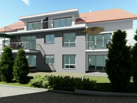 Kirchberg / Jagst, attraktive OG 2,5 Zimmerwohnung in MFH mit 8 WE