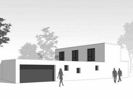 Einfamilienhaus mit klaren Strukturen und moderner Architektur in Melle-Mitte!