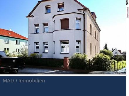 Solides und gepflegtes Haus mit 3 vermieteten Wohneinheiten in Halberstadt