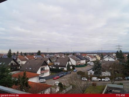Ausblick über die Dächer von Ketsch