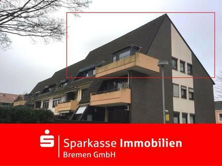 Eigentumswohnung inkl. Tiefgaragenstellplatz Nahe dem Mercedes-Werk Bremen-Sebaldsbrück