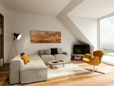 Traum-Neubau-Wohnung mit 125 m² im 1. Obergeschoss in Lindau - Streitelsfingen