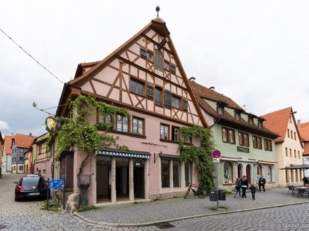 Geräumige Gewerbeeinheit in zentraler Lage in Rothenburg zu vermieten