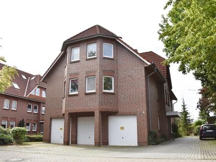 Westerstede: Zu Sofort - Schöne 2-Zimmer-Wohnung im Ortskern, Obj. 4880