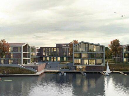 Neue und wunderschöne kleine Erdgeschosswohnung direkt am Norder Tief
