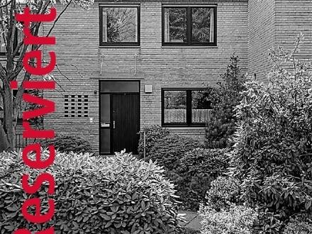 Gepflegtes Reihenmittelhaus mit Keller und Garage in ruhiger Wohnlage