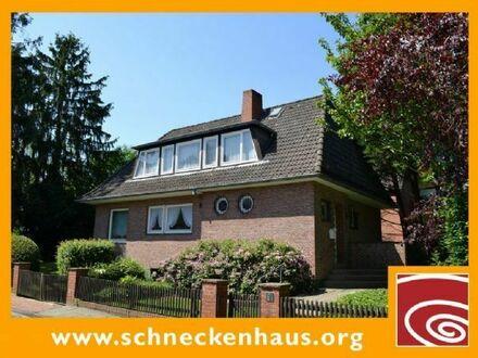 Freistehendes Familienhaus in bevorzugter Wohnlage von Schwachhausen!