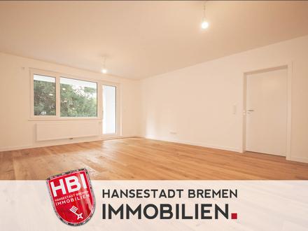 Schwachhausen / Modernisierte 3-Zimmer-Wohnung in begehrter Lage